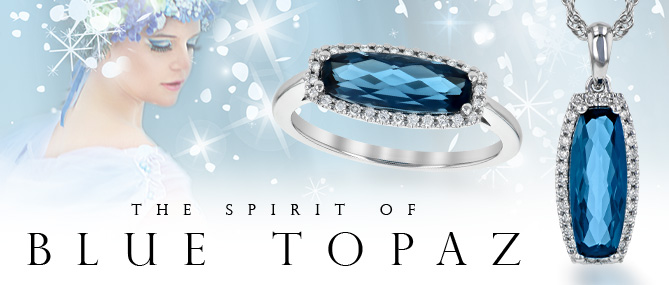 Spirit of Blue Topaz